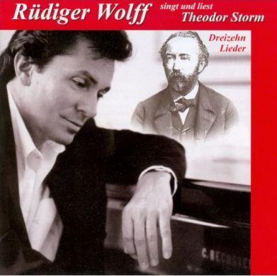 Rüdiger Wolff singt und liest Theodor Storm