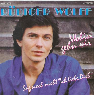 Rüdiger Wolff Wohin gehn wir